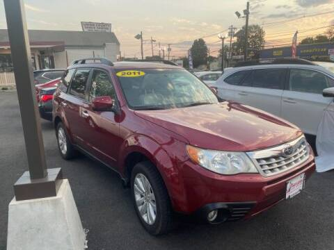 2011 Subaru Forester for sale at PAYLESS CAR SALES of South Amboy in South Amboy NJ