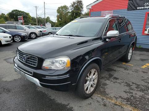 2014 Volvo XC90 for sale at Top Quality Auto Sales in Westport MA