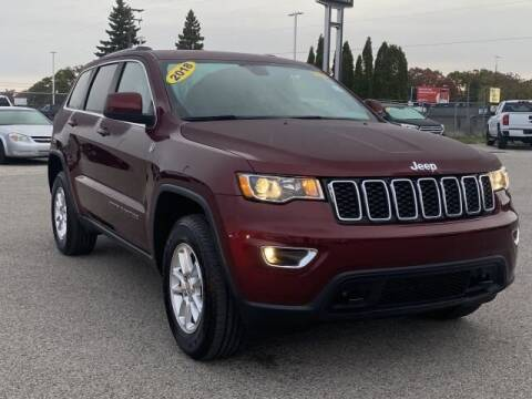 2018 Jeep Grand Cherokee for sale at Betten Baker Preowned Center in Twin Lake MI
