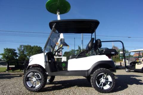 2012 Club Car Lifted Golf Cart Precedent ALPHA 48 Volt for sale at Area 31 Golf Carts - Electric 4 Passenger in Acme PA