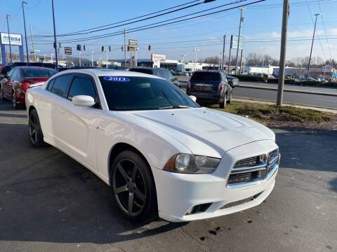 2013 Dodge Charger for sale at Motornation Auto Sales in Toledo OH