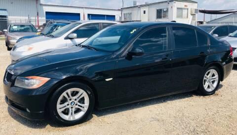 2008 BMW 3 Series for sale at Al's Motors Auto Sales LLC in San Antonio TX