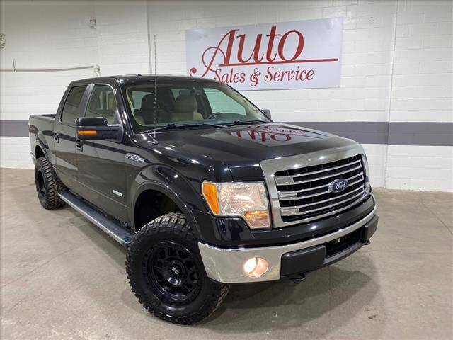 2014 Ford F-150 for sale at Auto Sales & Service Wholesale in Indianapolis IN