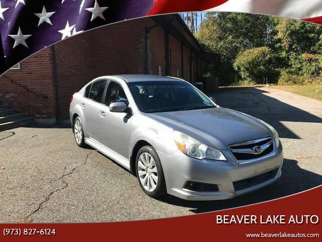2010 Subaru Legacy for sale at Beaver Lake Auto in Franklin NJ