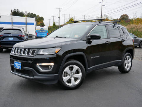 2018 Jeep Compass for sale at The Yes Guys in Portsmouth NH