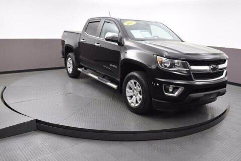 2017 Chevrolet Colorado for sale at Hickory Used Car Superstore in Hickory NC
