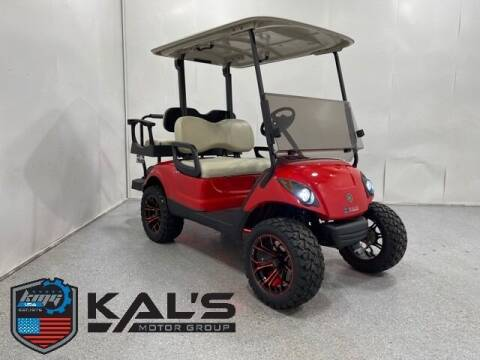 2016 Yamaha Electric AC DELUXE for sale at Kal's Motorsports - Golf Carts in Wadena MN