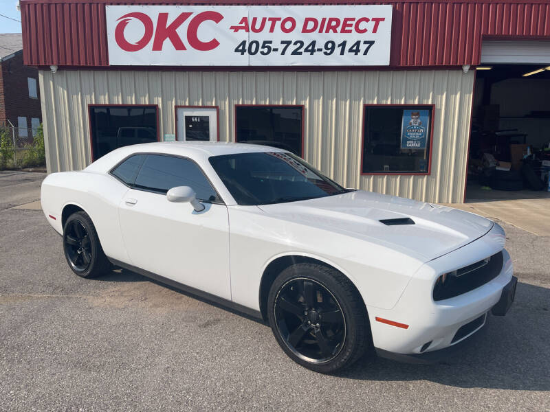 2016 Dodge Challenger for sale at OKC Auto Direct, LLC in Oklahoma City OK