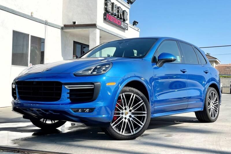 2017 Porsche Cayenne for sale in Rosemead, CA