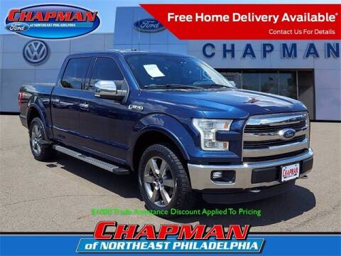 2016 Ford F-150 for sale at CHAPMAN FORD NORTHEAST PHILADELPHIA in Philadelphia PA