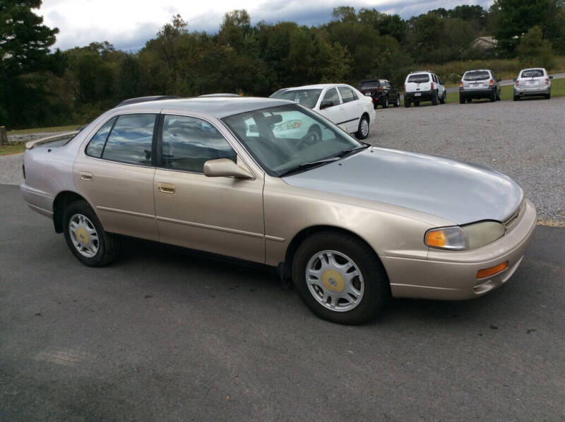 1996 Toyota Camry for sale at Ace Auto Sales - $500 DOWN PAYMENTS in Fyffe AL