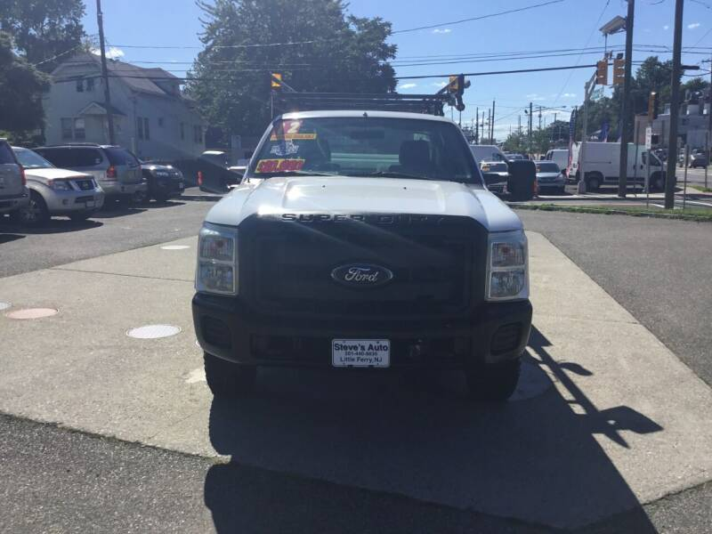 2012 Ford F-350 Super Duty for sale at Steves Auto Sales in Little Ferry NJ