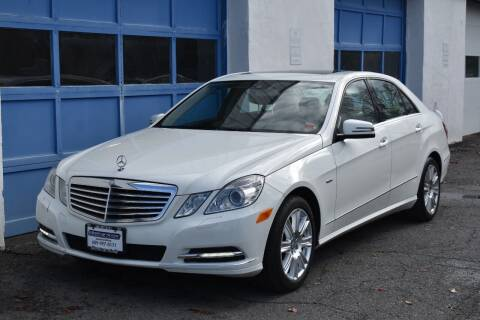 2012 Mercedes-Benz E-Class for sale at IdealCarsUSA.com in East Windsor NJ