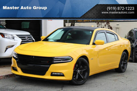 2018 Dodge Charger for sale at Master Auto Group in Raleigh NC