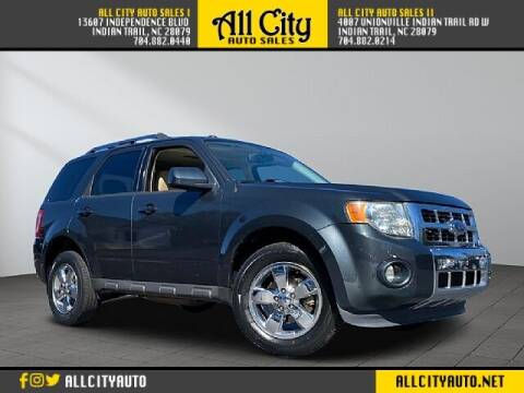 2009 Ford Escape for sale at All City Auto Sales II in Indian Trail NC