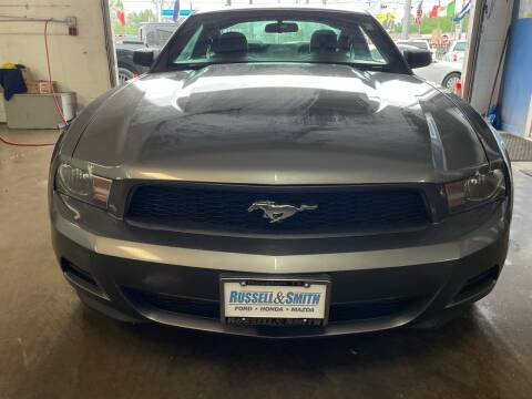 2011 Ford Mustang for sale at Ricky Auto Sales in Houston TX