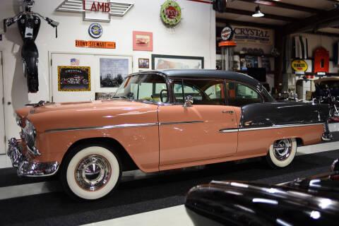 1955 Chevrolet Bel Air for sale at Crystal Motorsports in Homosassa FL