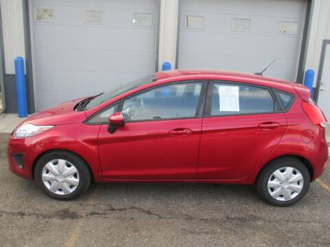 2011 Ford Fiesta for sale at Sally & Assoc. Auto Sales Inc. in Alliance OH