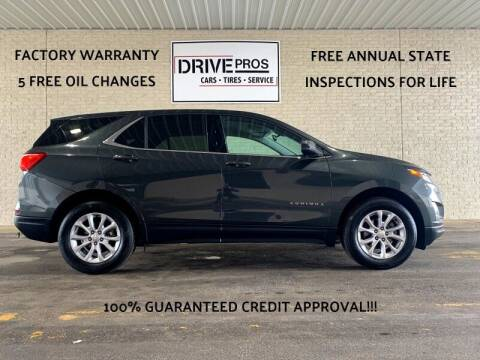 2019 Chevrolet Equinox for sale at Drive Pros in Charles Town WV