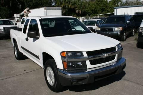 2008 Chevrolet Colorado for sale at Mike's Trucks & Cars in Port Orange FL