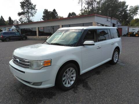 2009 Ford Flex for sale at Pepp Motors in Marquette MI