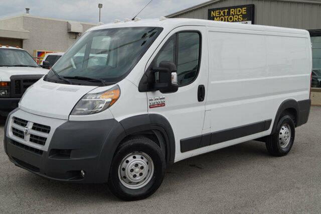 2014 RAM ProMaster Cargo for sale at Next Ride Motors in Nashville TN