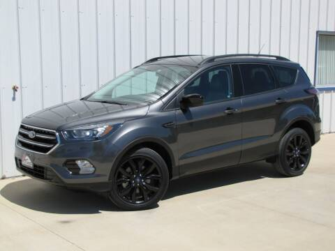 2017 Ford Escape for sale at Lyman Auto in Griswold IA