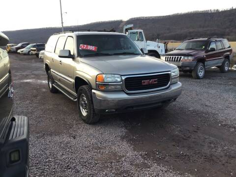 2001 GMC Yukon XL for sale at Troys Auto Sales in Dornsife PA