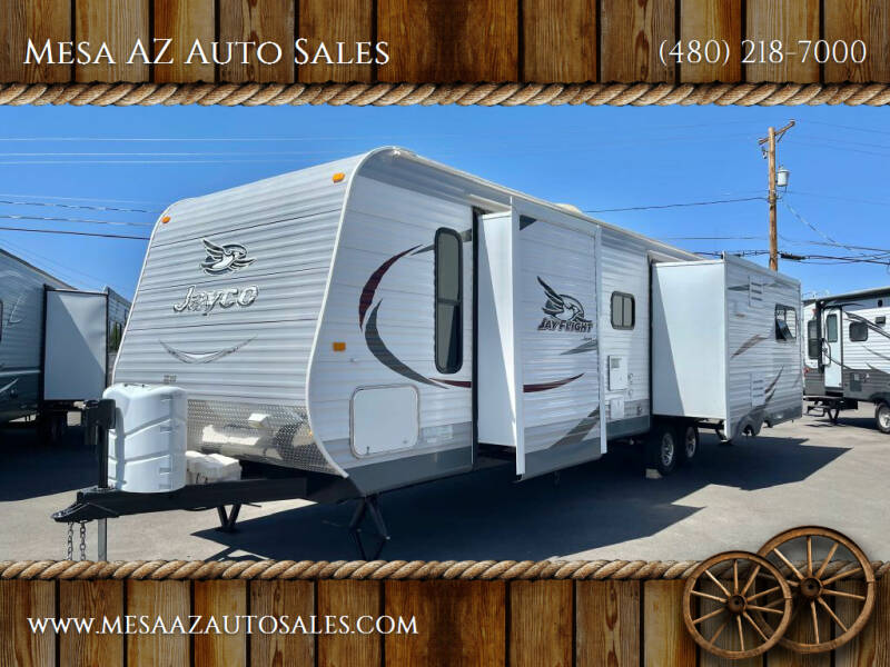 2014 Jayco Jay Flight for sale at Mesa AZ Auto Sales in Apache Junction AZ