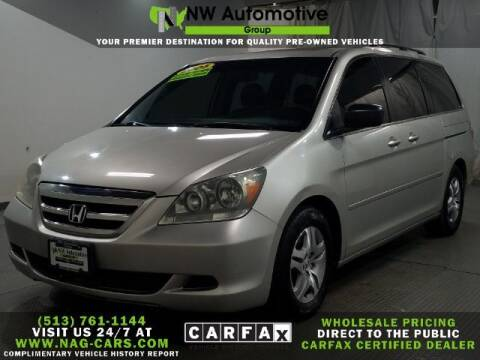 2005 Honda Odyssey for sale at NW Automotive Group in Cincinnati OH
