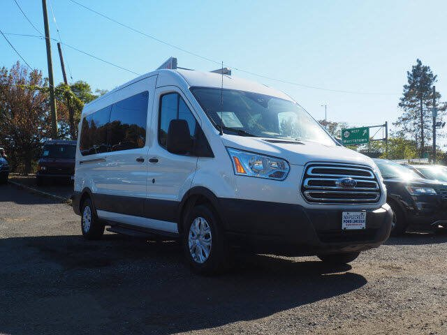 2019 Ford Transit Passenger for sale at MAPLECREST FORD LINCOLN USED CARS in Vauxhall NJ