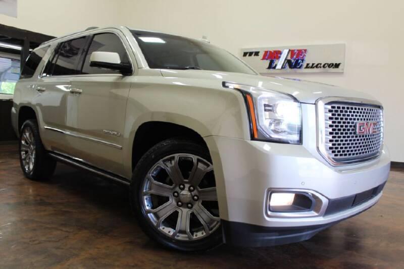 2016 GMC Yukon for sale at Driveline LLC in Jacksonville FL