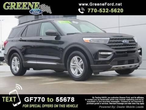 2020 Ford Explorer for sale at Nerd Motive, Inc. - NMI in Atlanta GA
