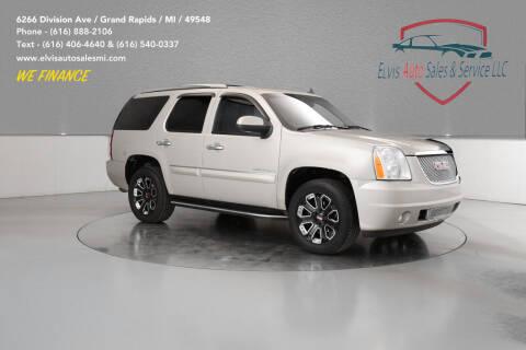 2007 GMC Yukon for sale at Elvis Auto Sales LLC in Grand Rapids MI