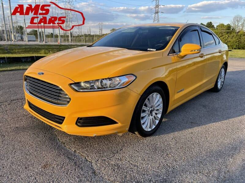 2016 Ford Fusion Hybrid for sale in Indianapolis, IN