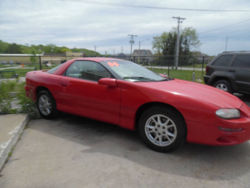 2000 Chevrolet Camaro for sale at VEST AUTO SALES in Kansas City MO