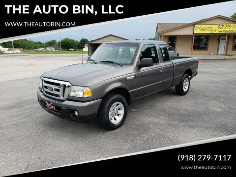 2010 Ford Ranger for sale at THE AUTO BIN, LLC in Broken Arrow OK