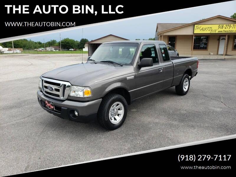 2010 Ford Ranger for sale at THE AUTO BIN, LLC in Broken Arrow OK