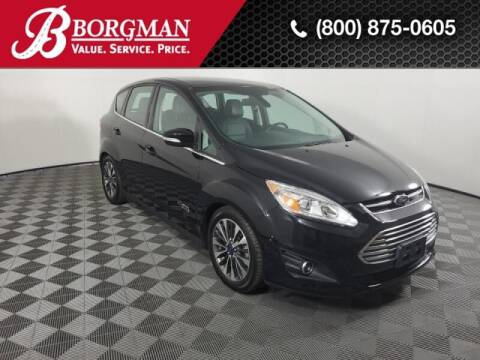 2017 Ford C-MAX Energi for sale at BORGMAN OF HOLLAND LLC in Holland MI