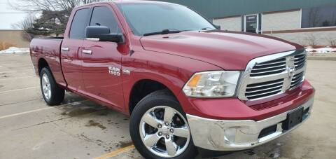 2014 RAM Ram Pickup 1500 for sale at Sinclair Auto Inc. in Pendleton IN