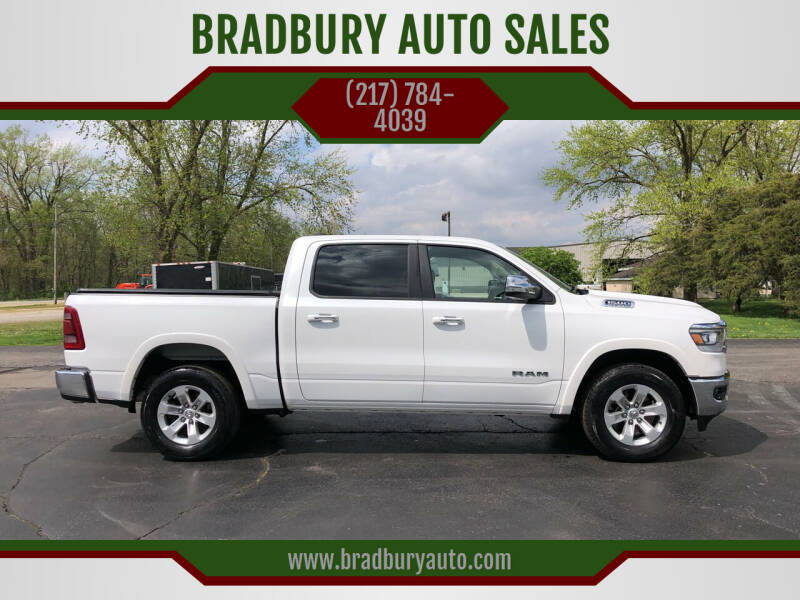 2019 RAM Ram Pickup 1500 for sale at BRADBURY AUTO SALES in Gibson City IL