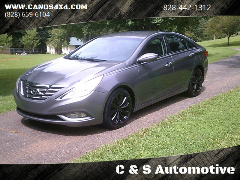 2011 Hyundai Sonata for sale at C & S Automotive in Nebo NC