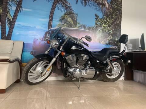 2005 Honda VTX 1300 C for sale at Next Autogas Auto Sales in Jacksonville FL