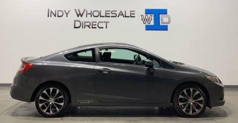 2013 Honda Civic for sale at Indy Wholesale Direct in Carmel IN