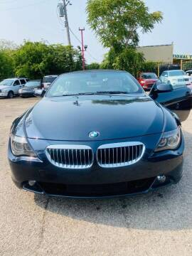 2006 BMW 6 Series for sale at Automotive Center in Detroit MI