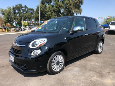2014 FIAT 500L for sale at C J Auto Sales in Riverbank CA