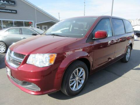 2017 Dodge Grand Caravan for sale at Dam Auto Sales in Sioux City IA
