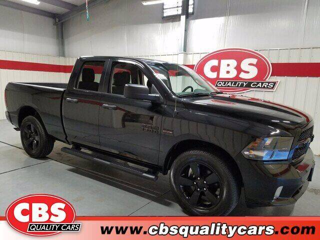 2018 RAM Ram Pickup 1500 for sale at CBS Quality Cars in Durham NC