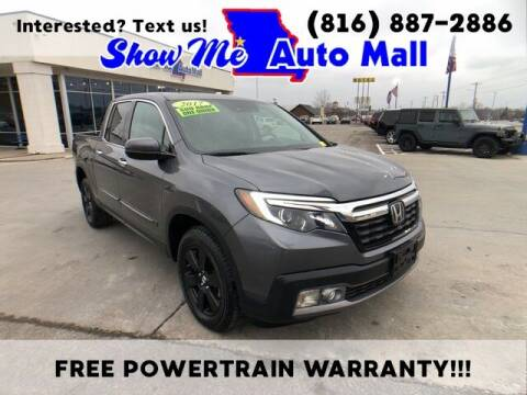 2017 Honda Ridgeline for sale at Show Me Auto Mall in Harrisonville MO