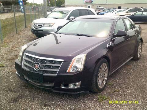 2010 Cadillac CTS for sale at Highway 16 Auto Sales in Ixonia WI